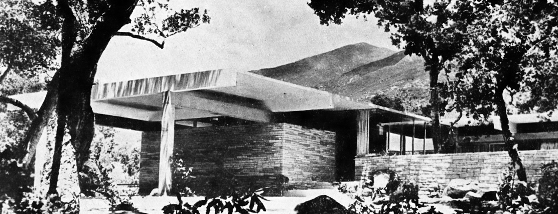Santa Barbara (Californië), arch. R.J. Neutra, ca.1950